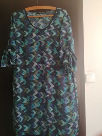 Sukienka zwiewna rozm XL
