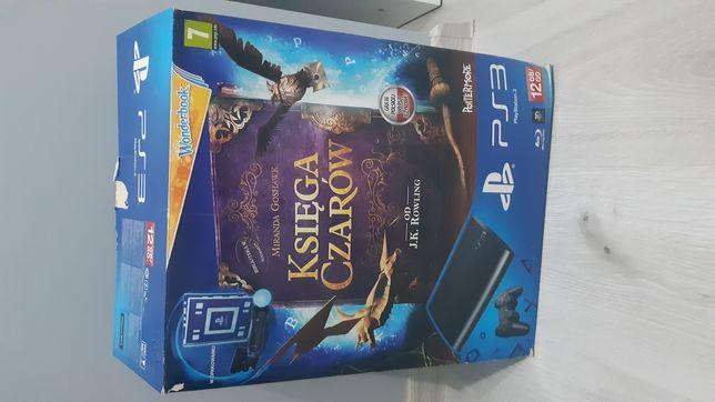Sprzedam konsolę PlayStation 3 wraz z grami