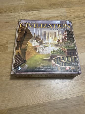 """Gra planszowa """"Sid Meier's Civilization"""" - nowa!"""