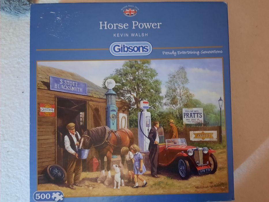Puzzle Gibsons 500 Rzeszów - image 1