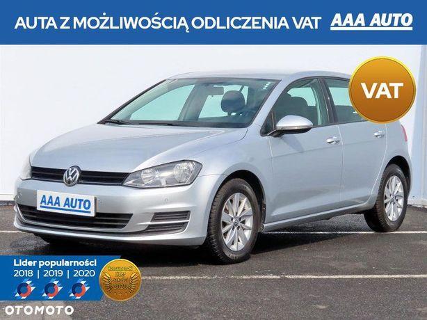 Volkswagen Golf 1.6 TDI, Salon Polska, Serwis ASO, VAT 23%, Klima, Parktronic