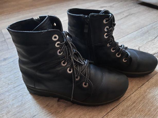 Зимние ботинки на подростка