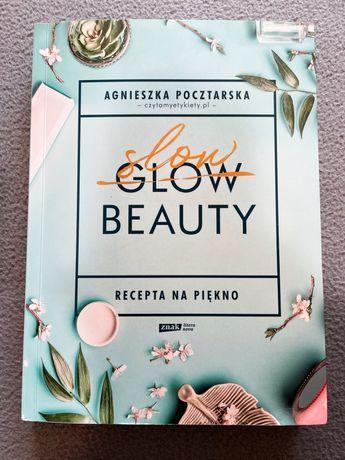 Książka slow Glow Beauty