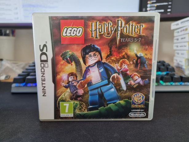 Lego Harry Potter: Years 5-7 - Nintendo DS / 2DS / 3DS