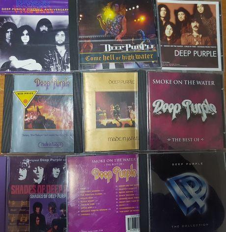 Deep Purple lote cds hard heavy rock
