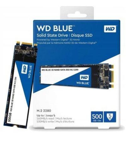 Dysk ssd 500GB WD Blue