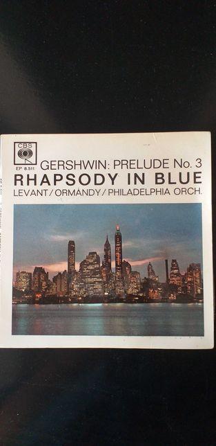 George Gershwin - Rhapsody in Blue - Philadelphia Orch. - Vinil Single
