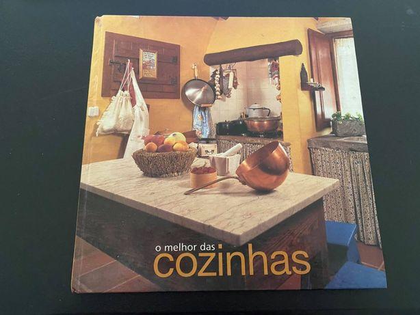 Livro O melhor das cozinhas