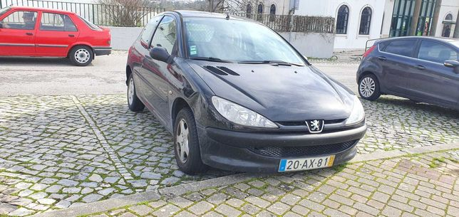 Peugeot 206 1.4 HDI DE 2005 para vender as peças