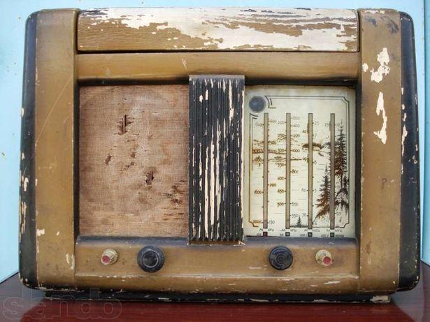 Радиола .. Урал - 53 .. выпуска 1955 года