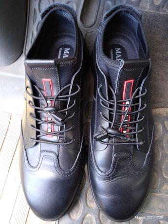 Туфлі чоловічі 44-й розмір пошив Львів