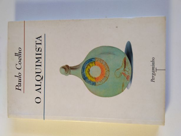 Alquimista de Paulo Coelho