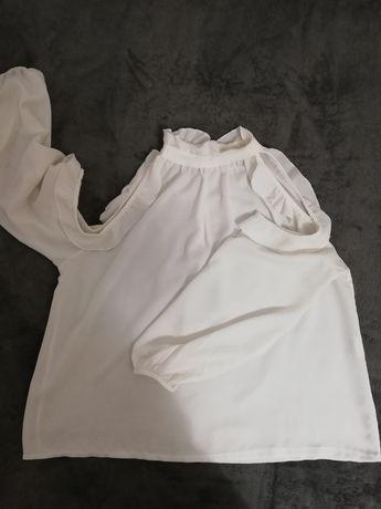 Koszula bez ramion