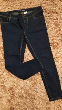 Jeansy ciążowe. SPodnie