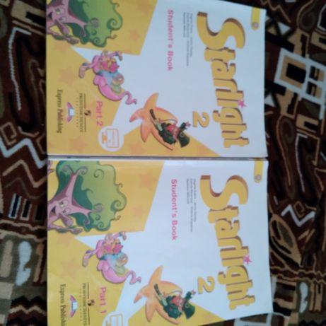Учебник Starlight 2 класс