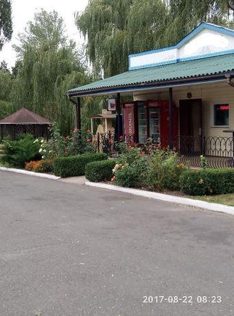 Продам действующий бизнес,кафе на автодороге Борисполь-Запорожье