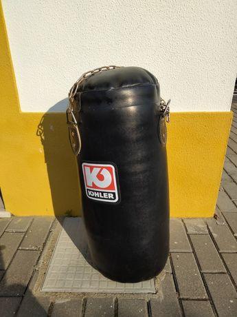 Saco boxe 65cm preto