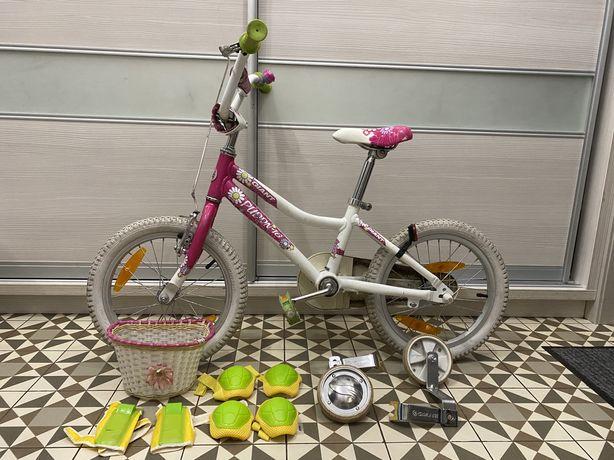Детский велосипед Giant Puddn 16