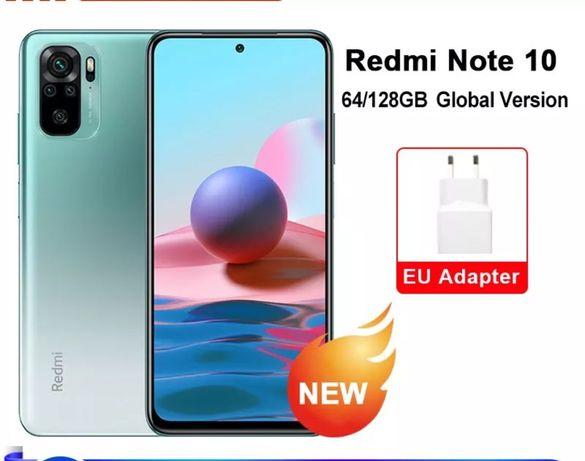 Xiaomi redmi note 10. 4/64