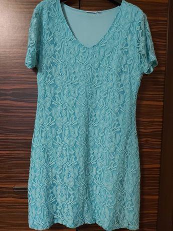 Плаття  літнє  гіпюрове