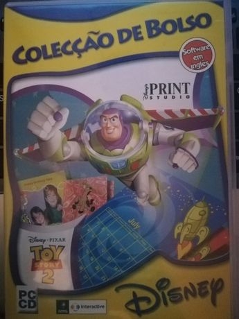 Disney Pixar Toy Story 2, pc