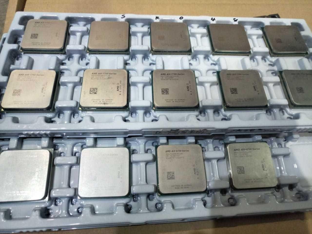 AMD A10 5800K 6700 7700K 7800 7860k 8750 FM2+ FM2 АМД A6 A8 A4 Trinity