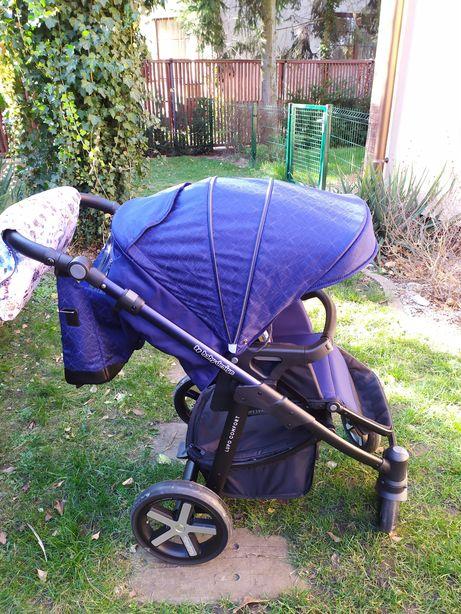 Wózek głęboko-spacerowy Baby Design Lupo Comfort