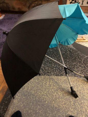 Uniwersalne parasolki do wózka .Jak nowe.