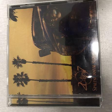 2cztery7 spaleni innym słońcem cd pierwsze wydanie