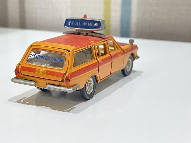 Волга Эскорт А23 модель ссср масштаб 1:43