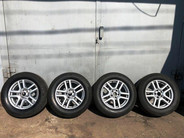 Диски R17 BMW X5 E53 volkswagen T5 Trafic Титаны БМВ Х5 Е53 Титани