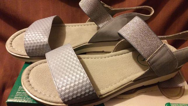 Nowe sandały damskie roz.40