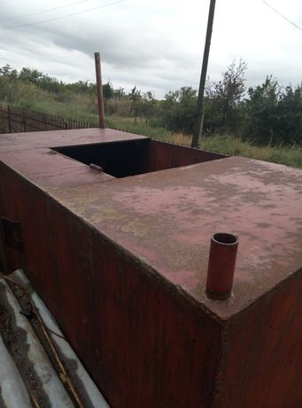 Цистерна для подвала