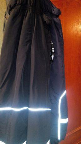 Зимние комбинезоновские штаны