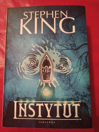 "Książka ""Instytut"" - Stephen King"