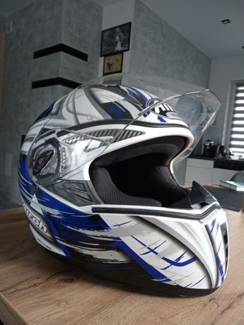 Kask motocyklowy Airoh stan idealny