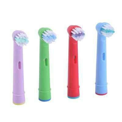 Oral b сменная зубная щетка насадка. Набор