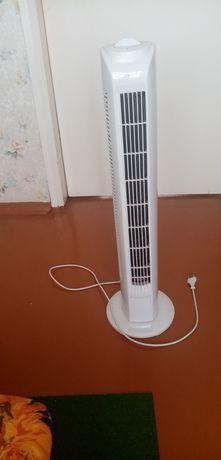 Вертикальный  вентилятор