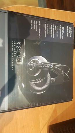 Nowe słuchawki K240 MK II
