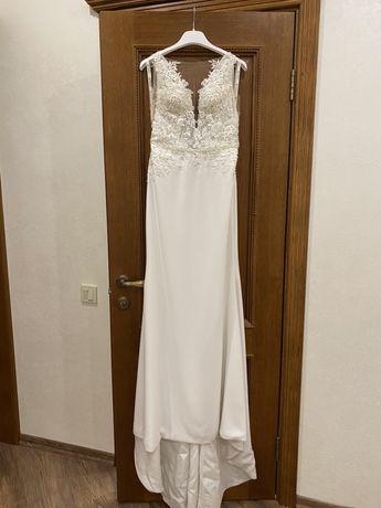 Продам свадебное платье S, XS