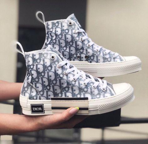 Buty Dior High 36-45 unisex trampki sneakersy