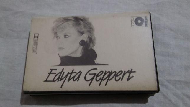 Kaseta magnetofonowa Edyta Geppert