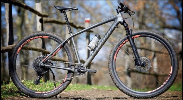 Specialized HT pro full carbon Fac12