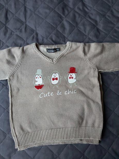 Sweterki dla bluzniakow