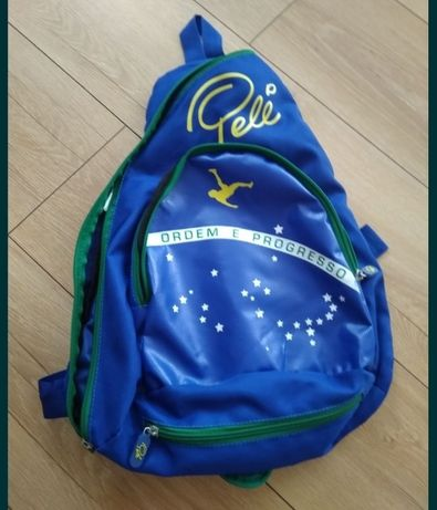 Plecak niebieski  Pele