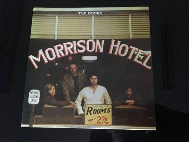 "Vinil - The Doors "" Morisson Hotel "" - C/ o Novo"