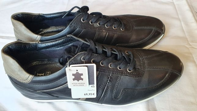 Кросівки-туфлі  Чоловічі -Натуральна шкіра
