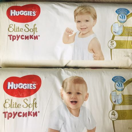Трусики Huggies pants Elite soft р. 4, 5, 6 хаггис элит софт