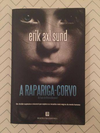 A Rapariga-Corvo de Erik Axl Sund