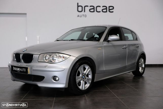 BMW 120 d Lifestyle